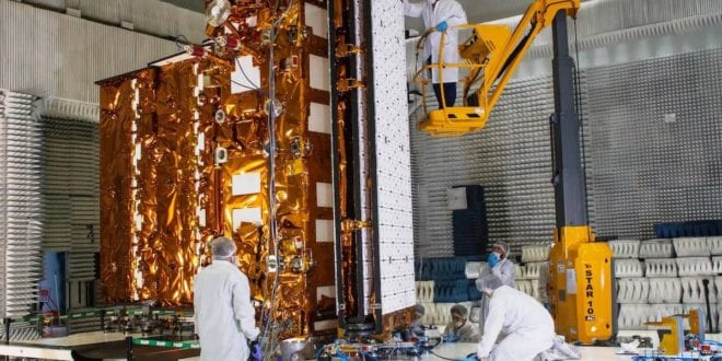 Launch Of Argentinian Satellite By SpaceX Postponed Due To Coronavirus Travel Restrictions