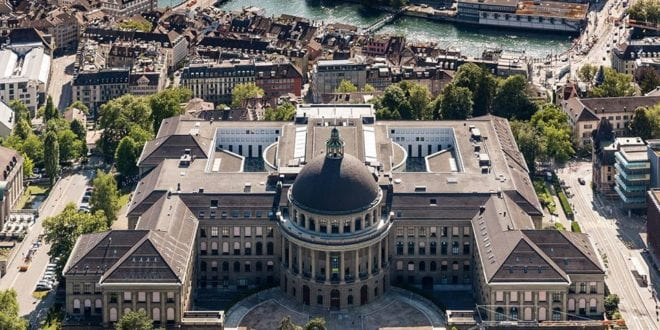 Switzerland's ETH Zurich And EPF Lausanne Launch Initiative To Create Engineering Solutions To Combat The Coronavirus Crisis