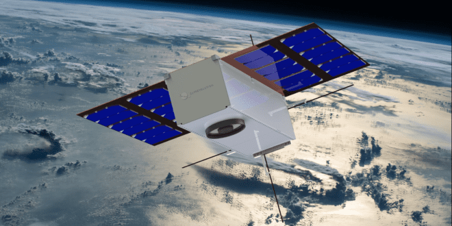Spiral Blue partners with SatRevolution for in orbit demonstration mission