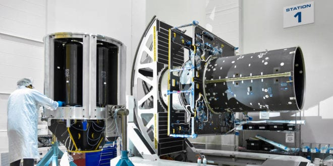 NASA Completes Psyche Satellite Design, Moves to Hardware Development