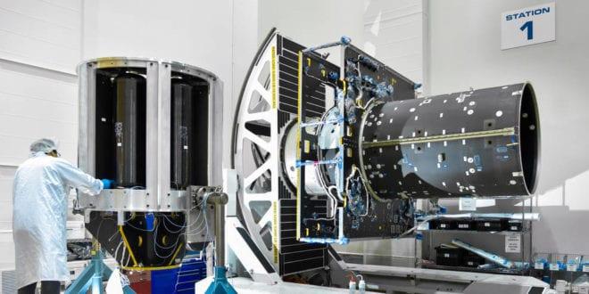 NASA Completes Psyche Satellite Design, Moves to Hardware Development