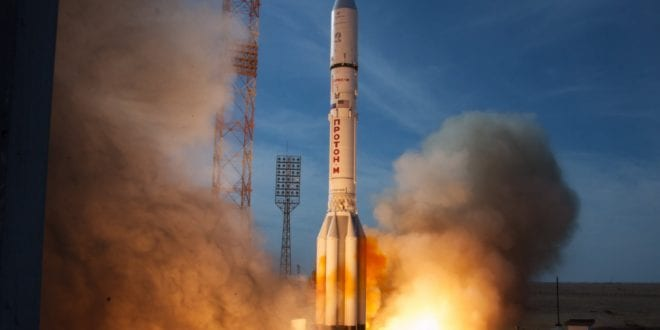 Russian communications satellites achieve designated orbit