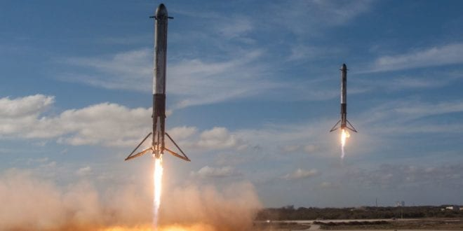 U.S. Space Force decides to fly on reused SpaceX Falcon 9