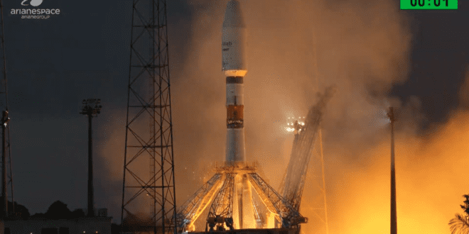 Oneweb to resume Arianespace launches in December 2020