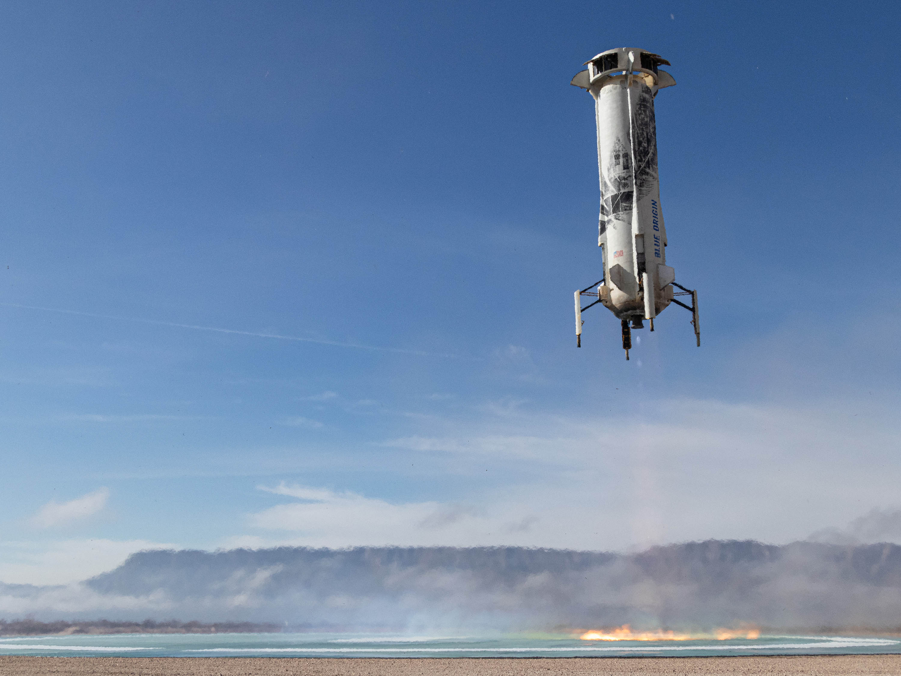 Blue Origin targets its seventh New Shepard lift-off for 24 September - SpaceWatch.Global