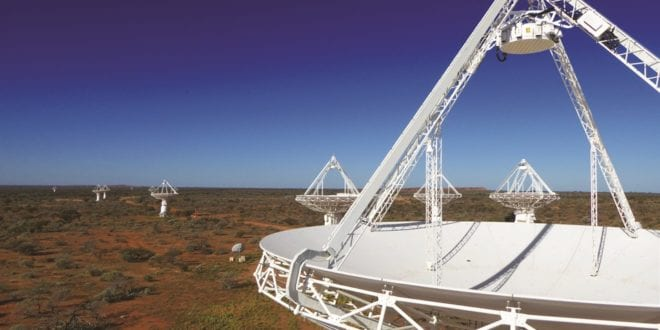 Australian telescope 'googles' 3 million galaxies