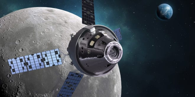 Lockheed Martin and NASA get Orion ready for Artemis I flight