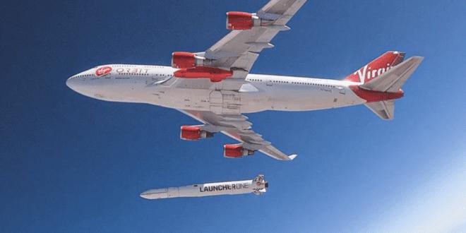 Branson's Virgin Orbit reaches space with LauncherOne