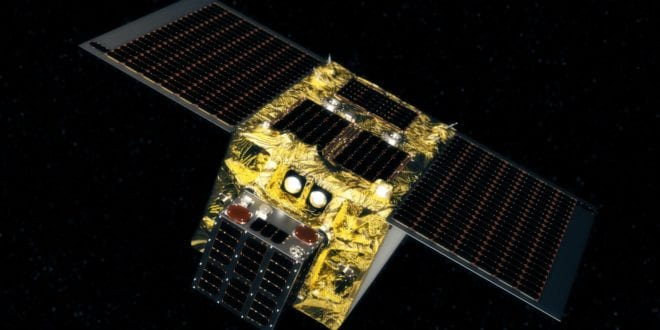 Astroscale prepares its ELSA space junk tracker for launch