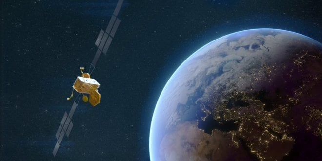 Airbus and UK progress with Skynet6 program