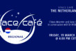 Register Today For Our Space Café The Netherlands by Chaira and Bano On 19 March 2021