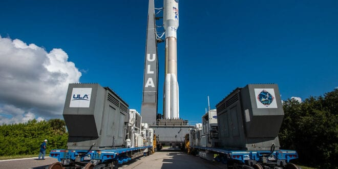 Amazon contracts nine Atlas V for Project Kuiper