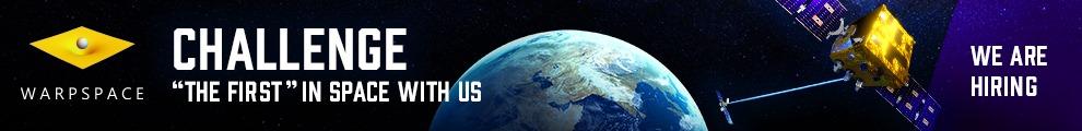 Warpspace banner