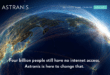 Astranis raises $250 million for its GEO internet