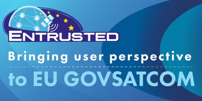 Major consultation with prospective users of EU GOVSATCOM services is under way