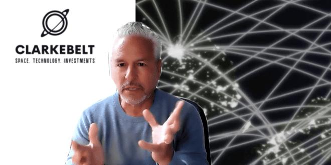 Space Café WebTalk with Robert Feierbach Recap: Along came the disruptors –a decade of change