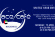 Register Today For Our Space Café UAE 02 by Abdulla Wasel On 19 April 2021