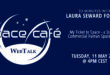 "Register Today For Our Space Café ""33 minutes with Laura Seward Forczyk"" On 11 May 2021"