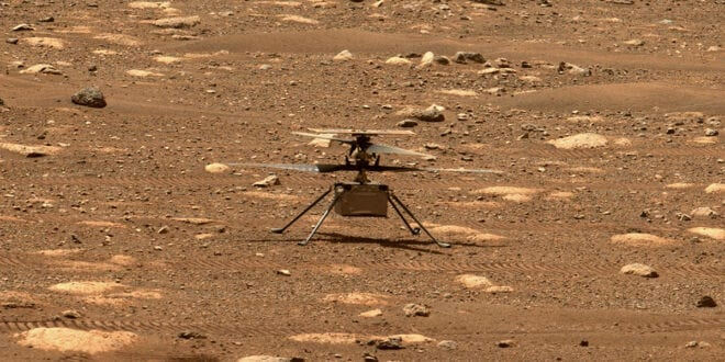 NASA postpones Ingenuity's maiden flight on Mars