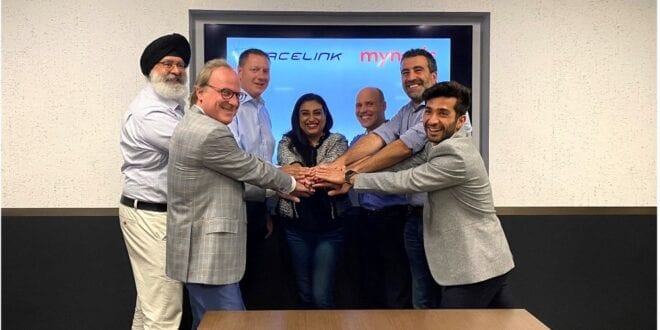 SpaceLink uses Mynaric's laser for its data network