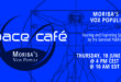 """Register Today For Our Space Cafe """"Moriba's Vox Populi 05"""" On 10 June 2021"""