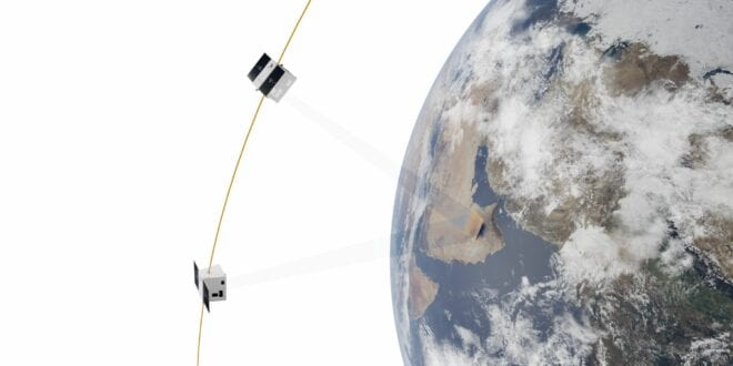 Airbus equips CO 3D constellation with Anywaves
