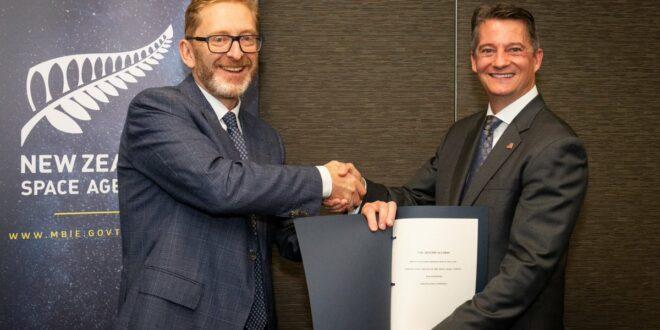 New Zealand joins Artemis Accords