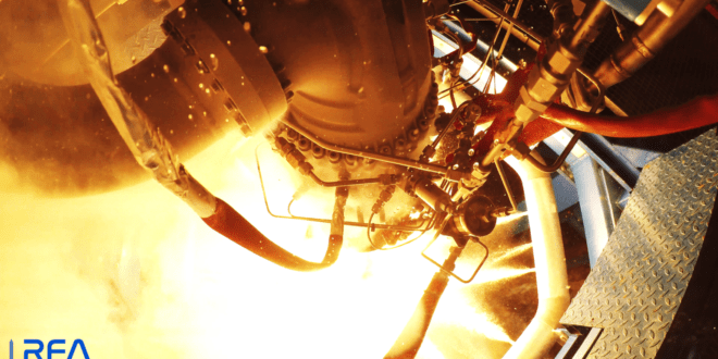 RFA tests full-scale staged-combustion engine