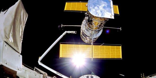 Hubble back into service after Power Unit glitch