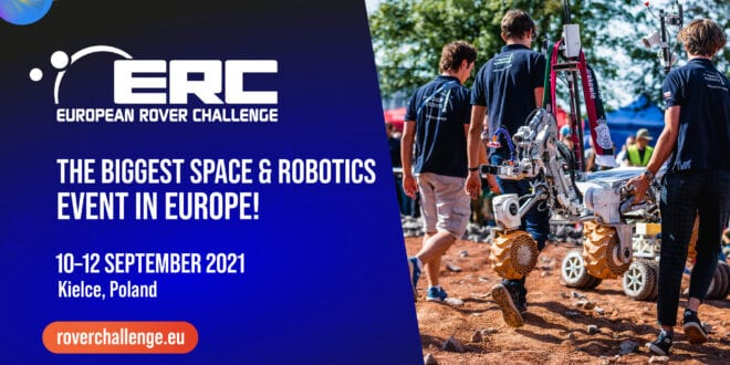 European Rover Challenge goes into its 7th edition 2021 in Poland
