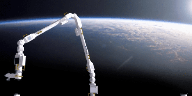 Europe's robotic arm and Russian's Nauka on their way to ISS