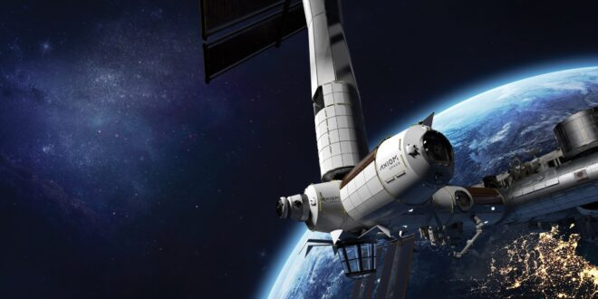 Thales builds two Axiom Space modules for ISS