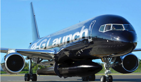 0-G´s Space Jet offers zero-gravity tests on airplanes