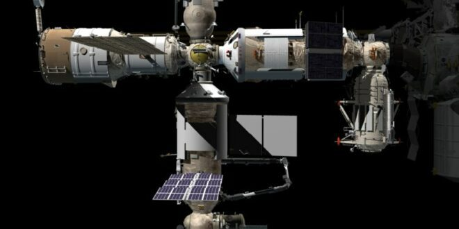 Russian experts recommend own space station called Ross
