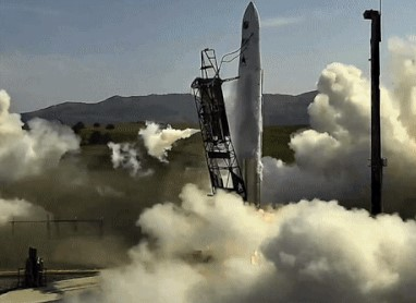 Astra's test flight for U.S. military terminated due to anomaly