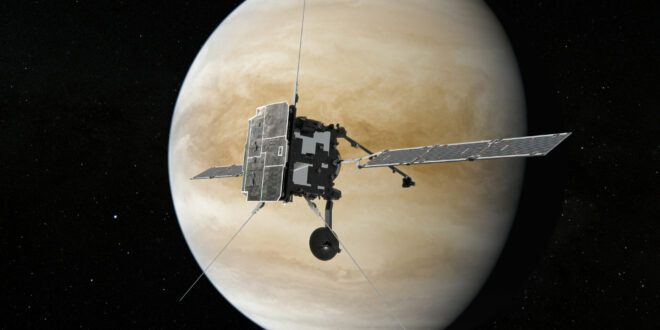 Solar Orbiter and BepiColombo to make history with double Venus flyby