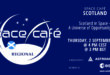 Register Today For Our Space Café Scotland by Angela Mathis On 2 September 2021