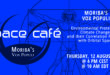 """Register Today For Our Space Café """"Moriba's Vox Populi"""" On 12 August 2021"""