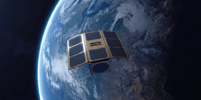 Equatorial Space and Innova Space join forces