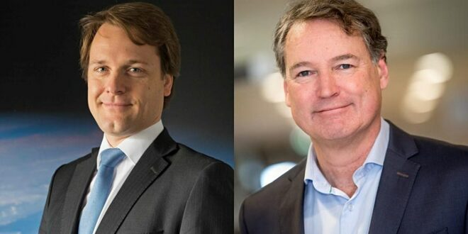 Space Café WebTalk with Niels Eldering and Rene Olie: How business education is creating a new generation of space players