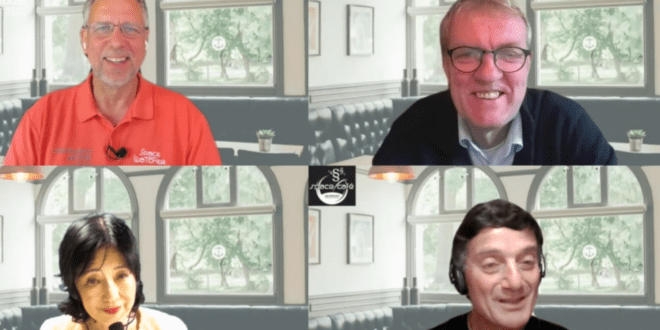 "Space Café Recap: ""Law Breakfast with Steven Freeland"" #5"