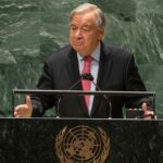 UN secretary-general Guterres criticizes space tourism