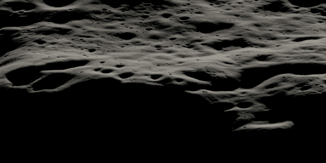 NASA's VIPER to land near Moon's South Pole