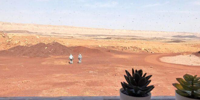 Space Café Radio: On Tour On Mars (1) – Olivia Haider of OeWF