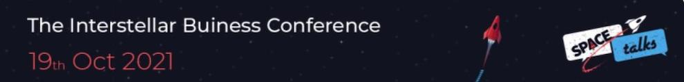 SpaceTalks 2021 - banner