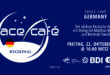 Register Today For Our Space Café Germany by Andreas Schepers On 22 October 2021