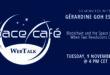 "Register Today For Our Space Café ""33 minutes with Gérardine Goh Escolar"" On 9 November 2021"