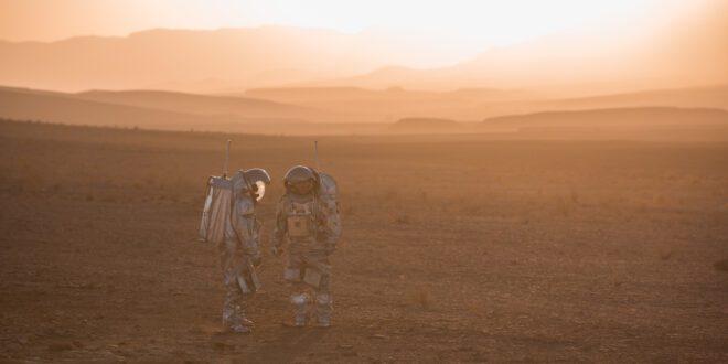 Space Café Radio: On Tour On Mars (2) – Alexandra de Carvalho and Annabelle Mielitz