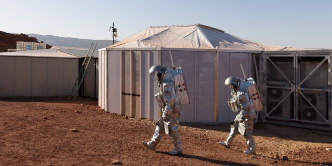 Space Café Radio: On Tour On Mars (4) – Dr. Gernot Groemer, OeWF