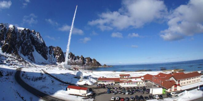 Satellite launch base at Andøya secures funding